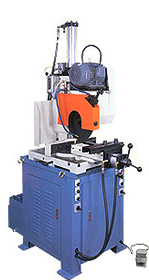 Metal Circular Saw - Hydraulic Semi-automatic Type